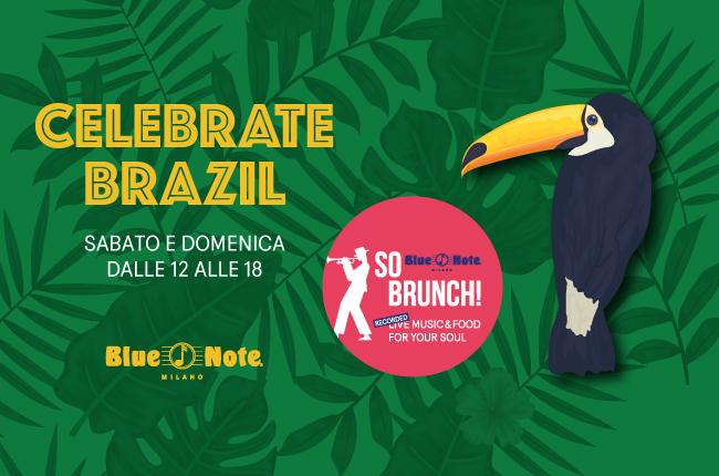 So Brunch! Celebrate Brazil!