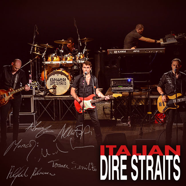 iTALIAN dIRE sTRAITS 05/06/2021 20.30
