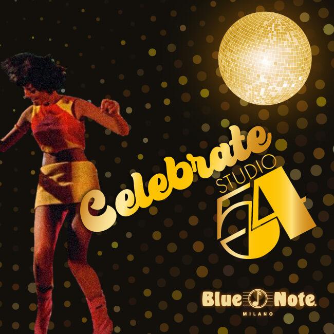 Celebrate Studio 54! 12/06/2021 20.00