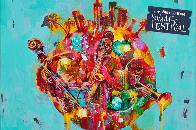 Blue Note Summer Festival: Dal 12 al 19 Luglio