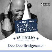 Concerto Dee Dee Bridgewater BNSF 2021 Milano