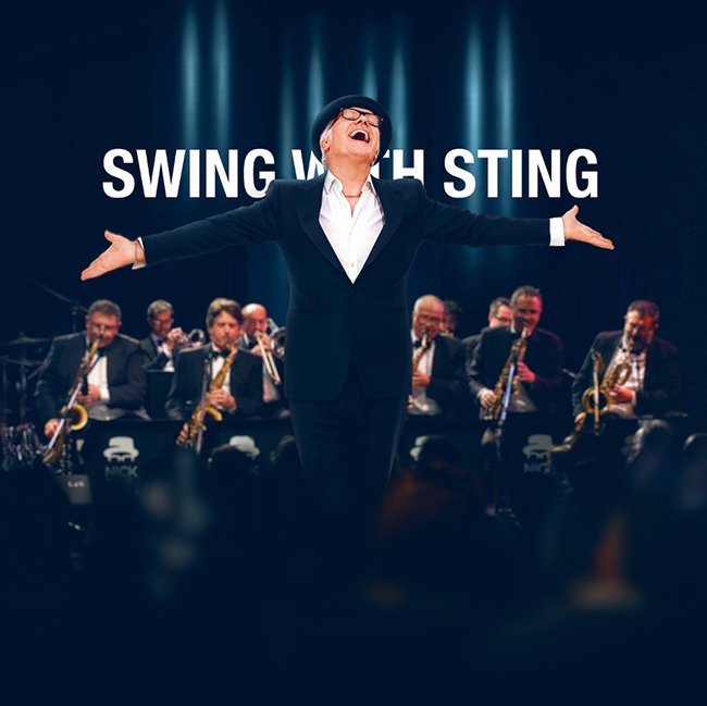 Nick The Nightfly Orchestra – Swing with Sting 08/10/2021 23.00