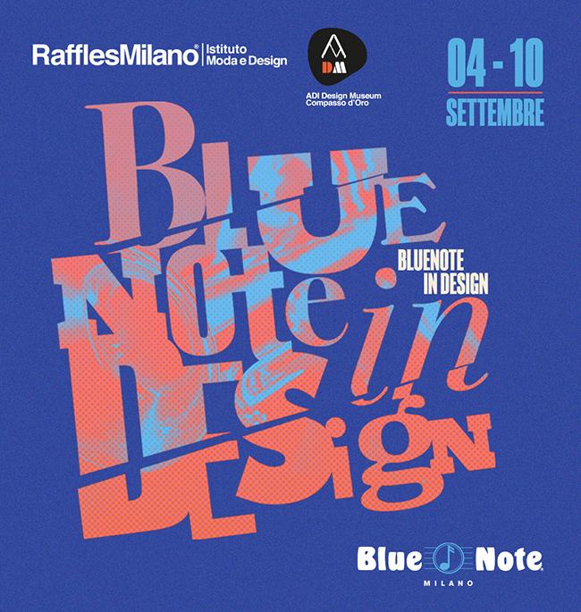 Blue Note in Design @ ADI Design Museum 04/09/2021 19.00