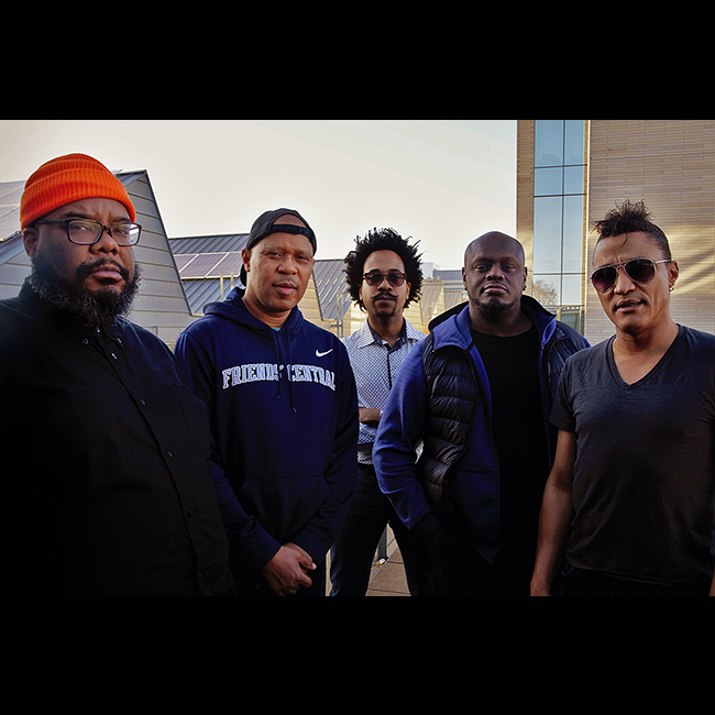 Steve Coleman and Five Elements 28/09/2021 22.30