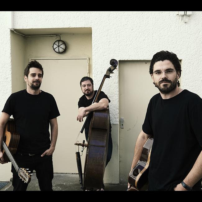 Joscho Stephan Trio 06/10/2021 20.30