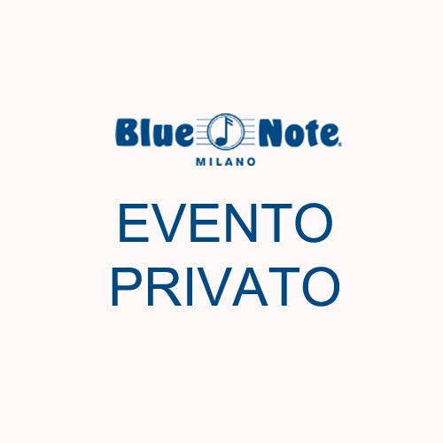 Evento Privato 25/10/2021 19.00