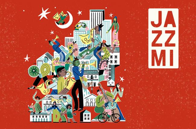 JAZZMI torna al Blue Note Milano!