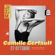 Concerto Camille Bertault Jazzmi 20201milano