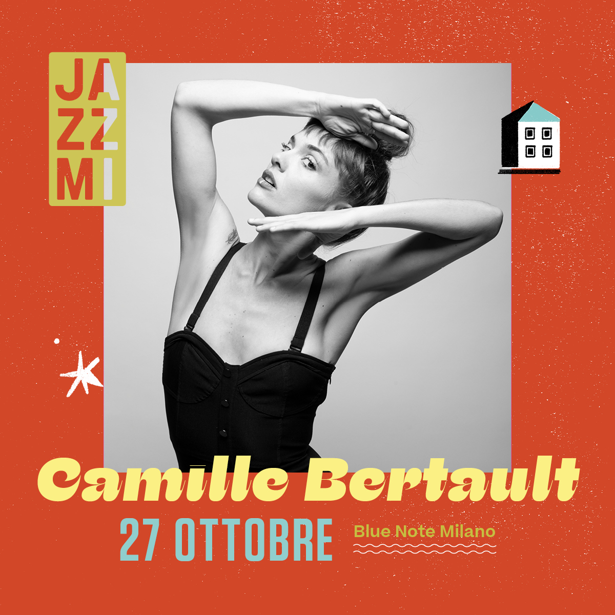 JAZZMI Camille Bertault 27/10/2021 22.30