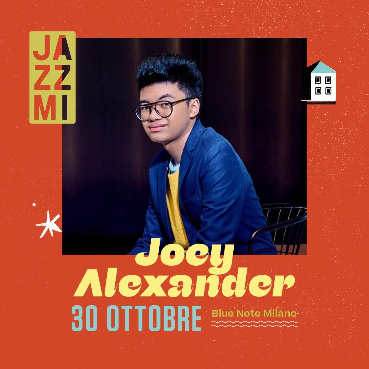 JAZZMI Joey Alexander 30/10/2021 23.00