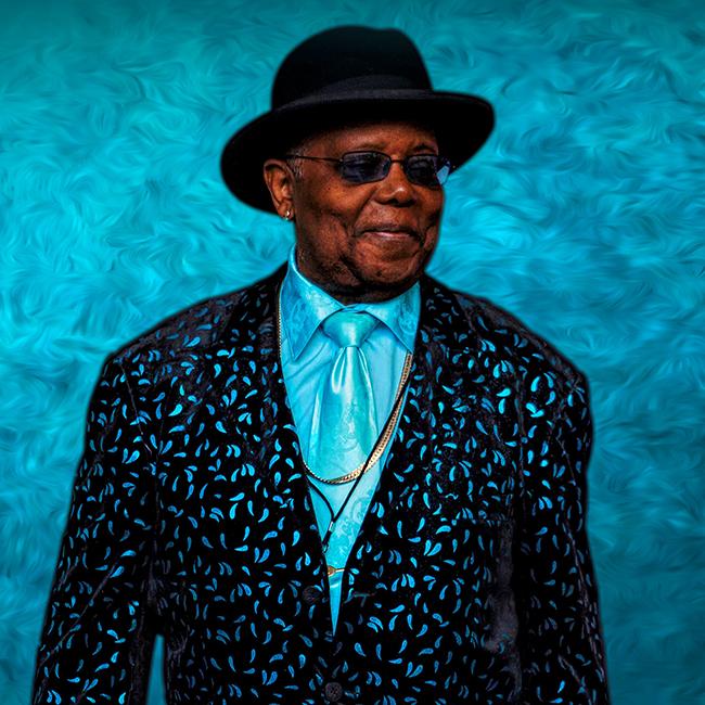 """Kenny """"Blues Boss"""" Wayne 17/10/2021 20.30"""